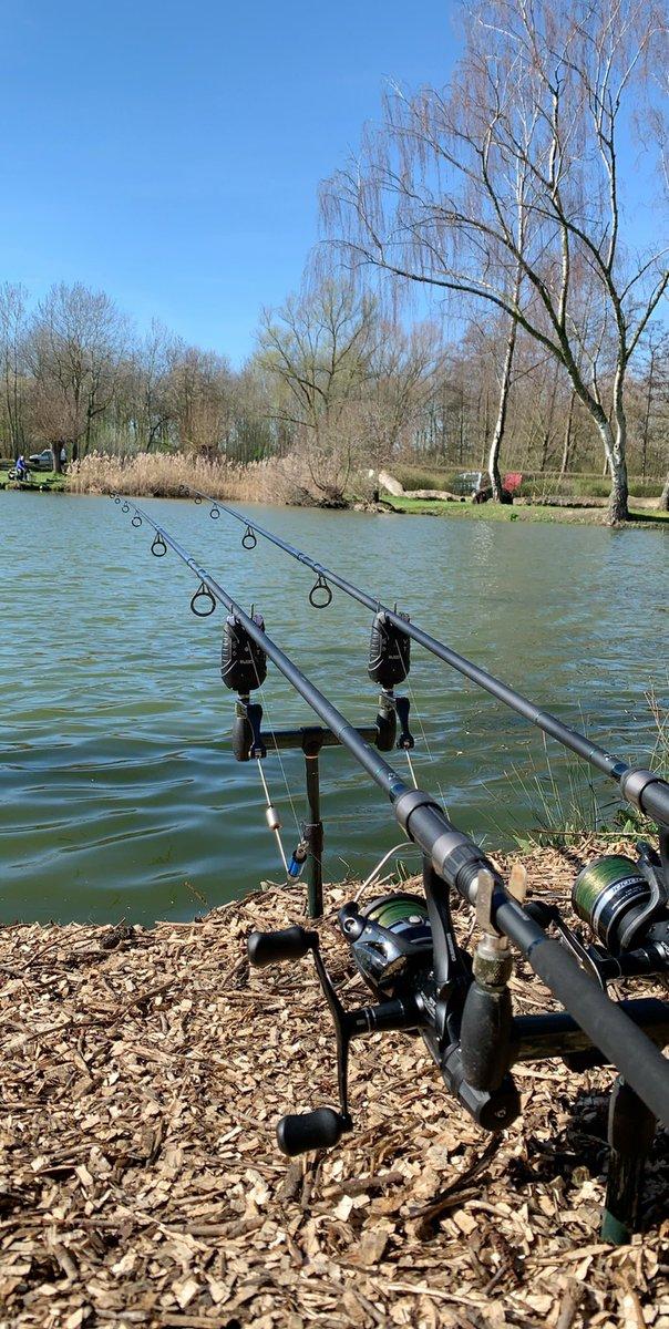 The last day of fishing <b>Before</b> quarantine ud83dude22 #carpfishing #carp #COVIDu30fc19 https:/