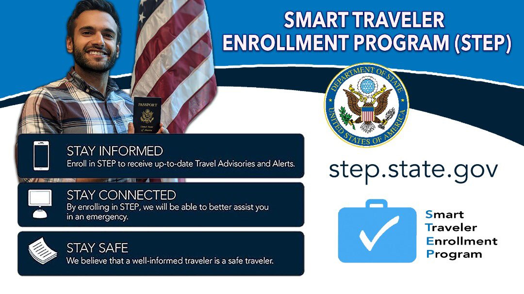 U.S. citizens -- please contact us at ACSAlgiers@state.gov for assistance and enroll in STEP to receive the most up-to-date alerts: https://t.co/jxIw2zokDM.  #Algeria-specific information on #COVID19 is regularly updated at https://t.co/859DpQ7lA8 https://t.co/prpo1Dg0Qp