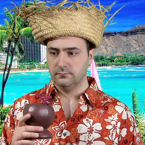 pausing animal crossing to listen to the new magnus archives trailer