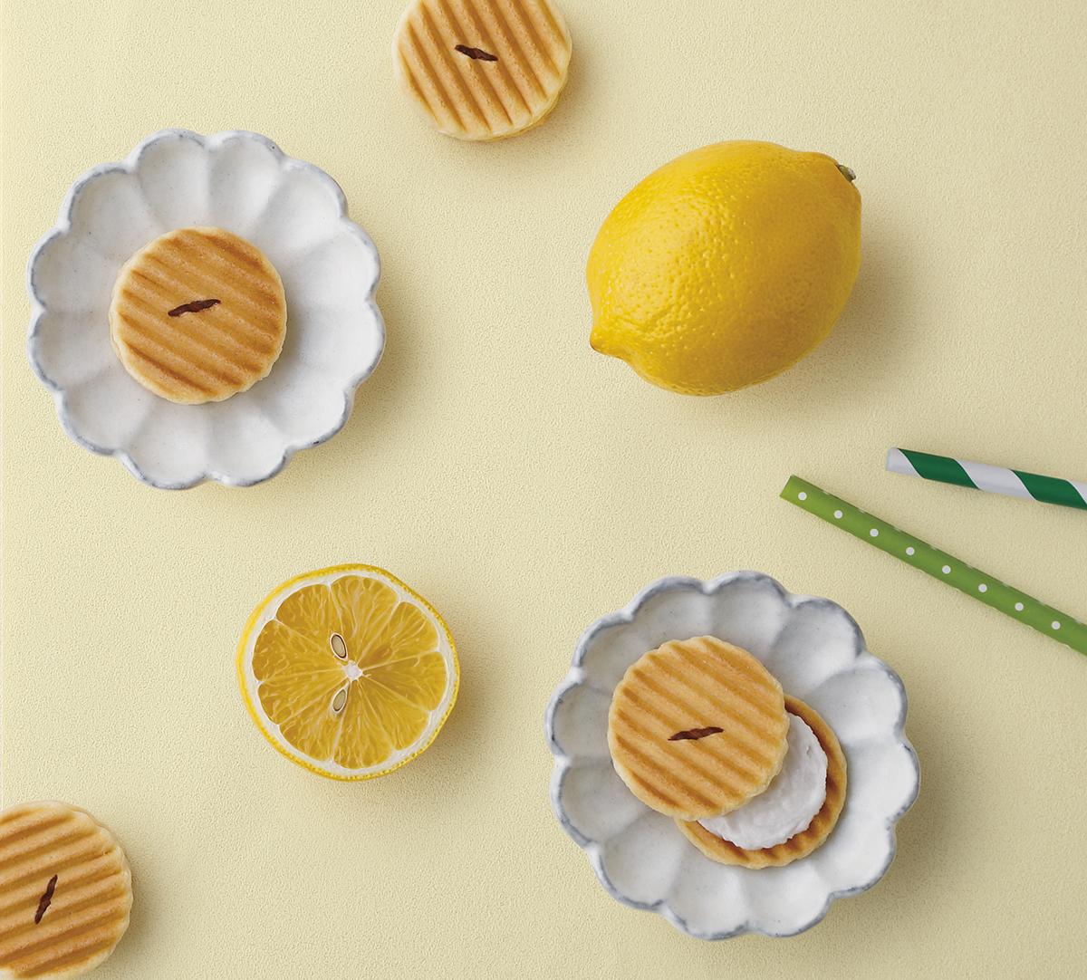 test ツイッターメディア - 【株式会社鼓月】涼しげでポップな初夏に贈りたい新商品「姫千寿せんべいレモンスカッシュ」4月8日販売開始。 https://t.co/LNI0HunbkH https://t.co/Or7bKW2oUA