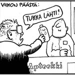 #Fingerpori https://t.co/TjZlN2wK40 https://t.co/GVk5Jwr4qt