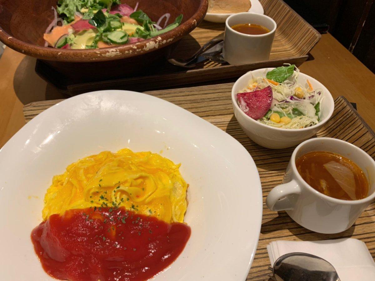 test ツイッターメディア - 永田町に寄り道してオムライスを食べて八天堂でくりーむパン×④を買って帰宅ちう。 https://t.co/7sMccP1FKZ