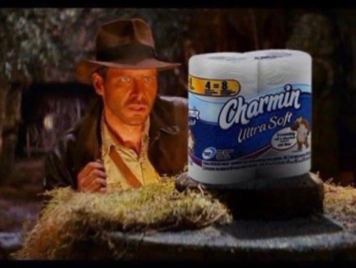 Indiana Jones and the Strained Supply Chain