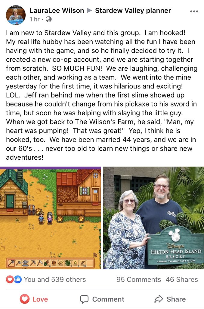 so i'm part of this Stardew Valley farm planning group and oh my god my heart 🥺