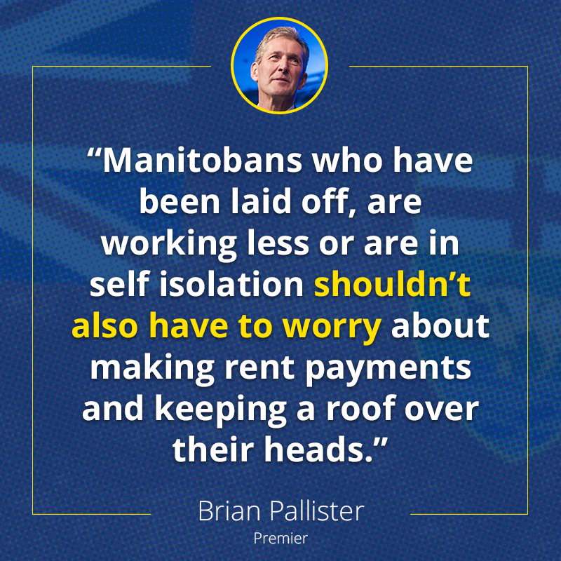 test Twitter Media - Among other measures, our PC government will suspend any rent increases scheduled to take effect on April 1 or later.   Learn more: https://t.co/jeR7G7Zn0r   #mbpoli #covid19 https://t.co/w5yQMqX1ya