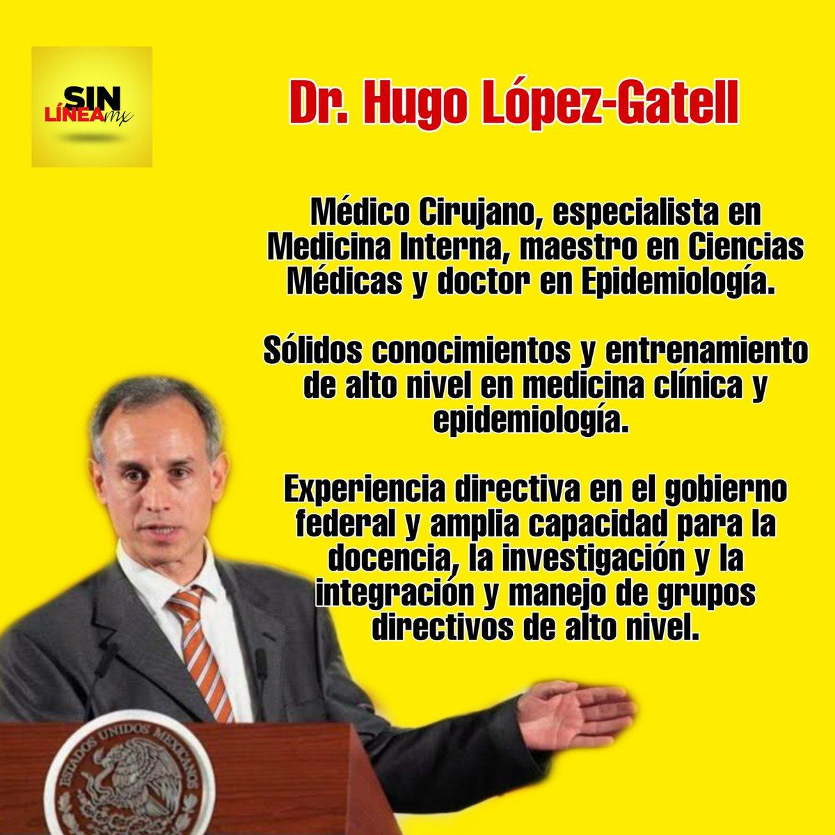 ¿Por qué en México el coronavirus está parcialmente controlado? Este hombre desde enero implementó un plan para monitorear el comportamiento de virus. #HugoLGatellNoEstaSolo