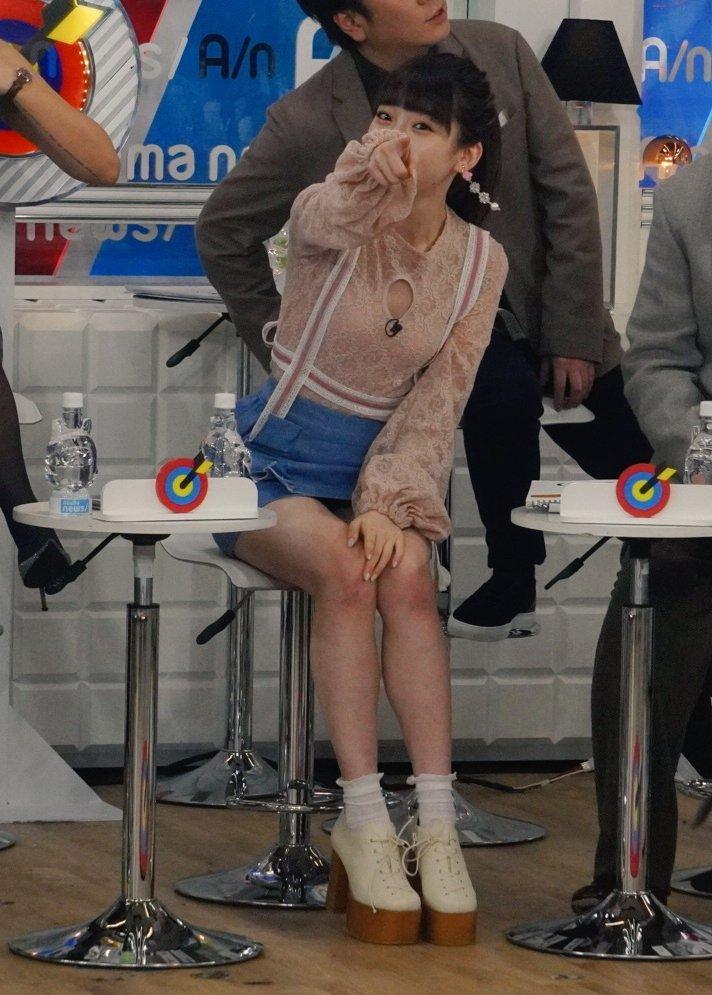 【朗報】荻野由佳ちゃん、超ミニスカートでパンチラキタ━━━━ヽ(≧∇≦)ノ━━━━!!! YouTube動画>1本 ->画像>90枚