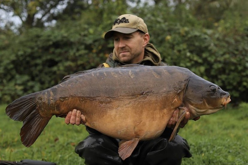 Big shout to Paul Phasey who can't wait for the spring!!  @TheCARPbible   #Carp #CarpFishing #Fish
