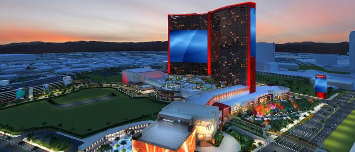 Resorts World Hooks Up With Hilton   #vegas #alwayschanging @HiltonHotels @ResortsWorldLV