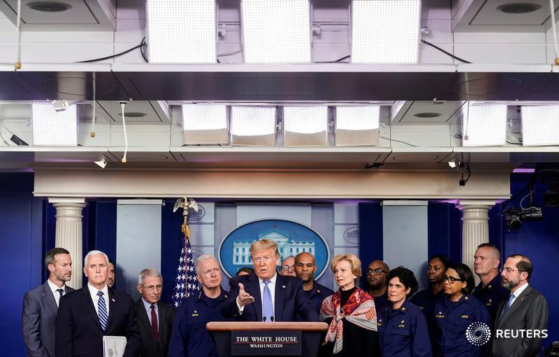 White House #coronavirus task force recommends avoiding social gatherings of more than 10 people