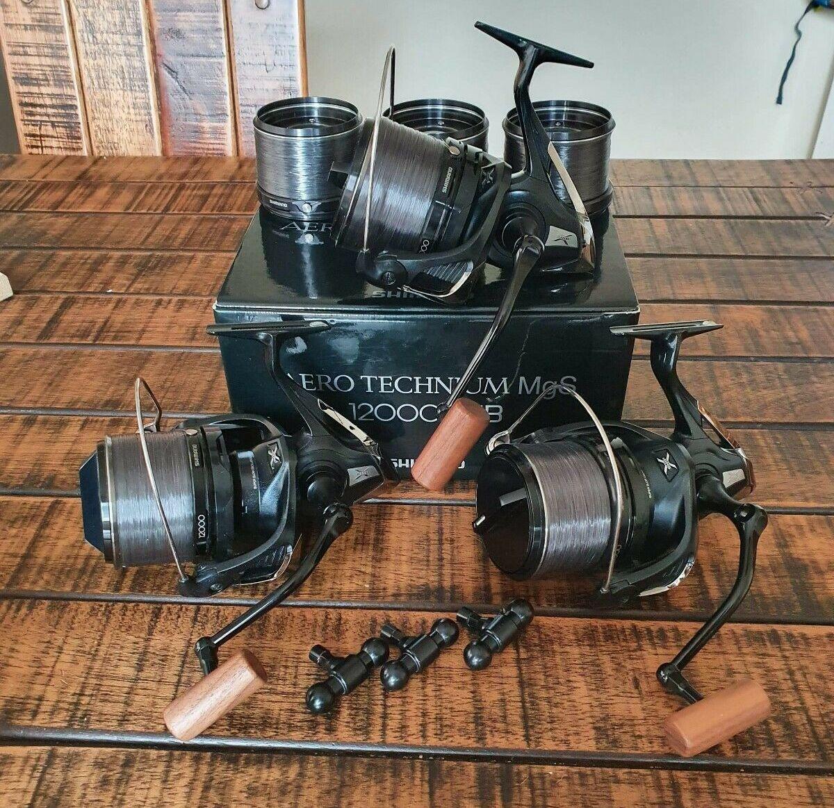 Ad - Shimano Aero Technium 12000 XTB MgS Carp Fishing Reels On eBay here -->> https://t.co/3cy