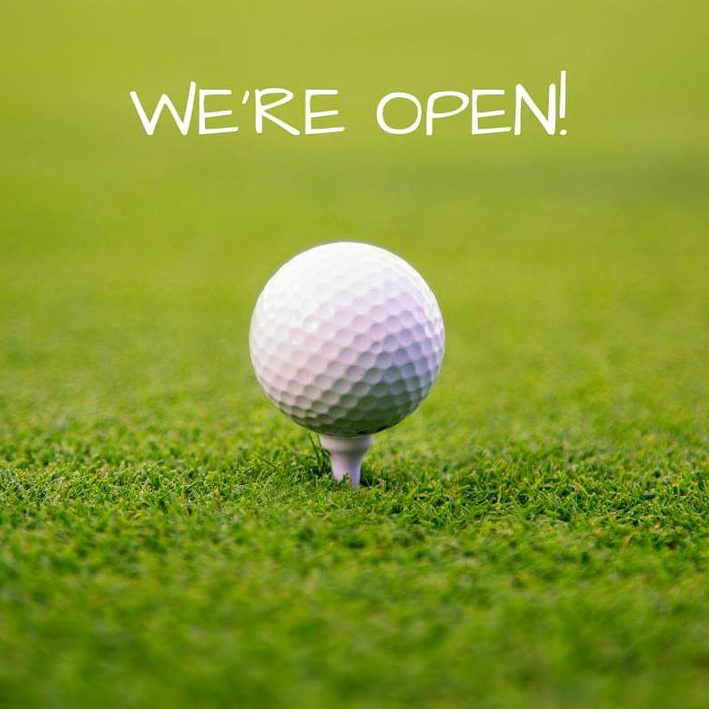 test Twitter Media - Our course is still open!  We advise all golfers to:  Call the shop to book, not in person Keep the flag in during play Keep 2 metres apart Elbow bump on the 18th green Wash your hands regularly for 20 seconds  If you're visiting, call us on 01234 320 022 to book a tee time. https://t.co/aMr27WuHdX