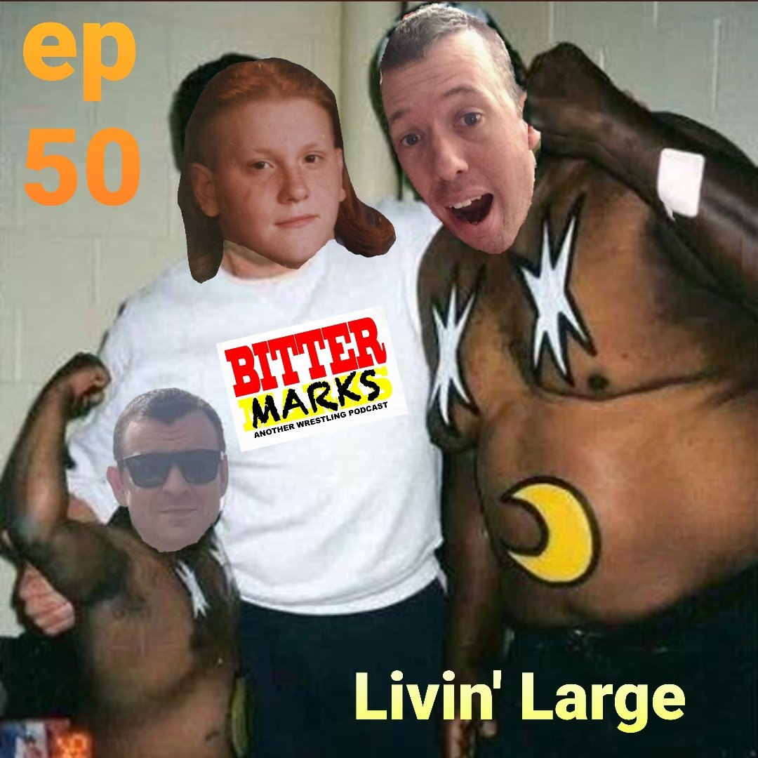 FIFTY EPISODES....New ep is up early this week at  for all our #coronabros and #coronahoes suffering from cabin fever. This one is a real peice of art. #wwe #aew #nxt #podcast #prowrestling #wwf #ecw