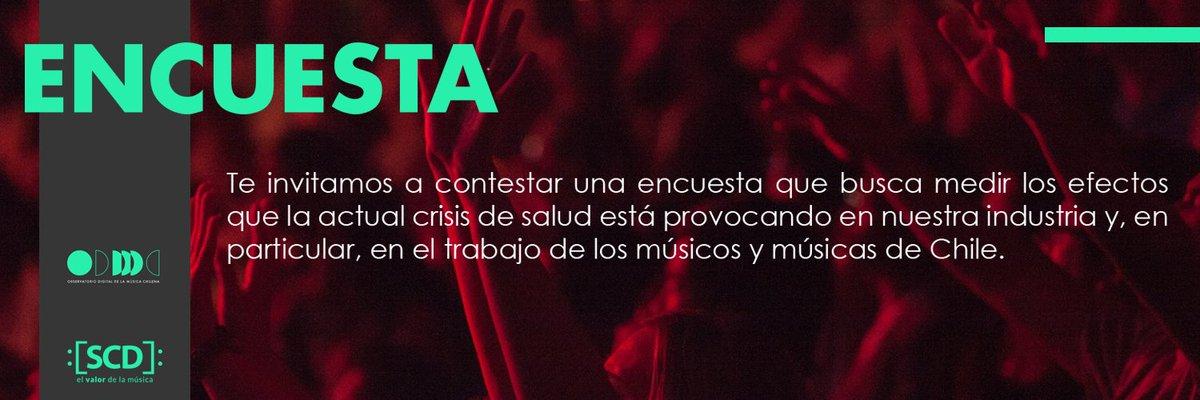 test Twitter Media - 📢🎹 Si eres trabajador/a de la industria musical chilena, por favor tómate un tiempo para responder esta encuesta  del Observatorio Digital de la Música Chilena, cuyos resultados serán muy valiosos para proponer soluciones para el sector. ➡️ RESPONDE EN https://t.co/taQT6E47Qu https://t.co/Y2GlfQefkf