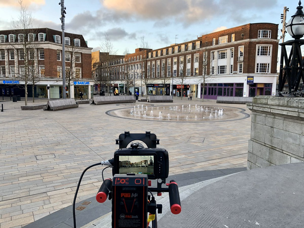 test Twitter Media - We will be feeding a live shot into @itvcalendar at 6.25 from #Hull via @LiveU and @Blackmagic_News https://t.co/xB32q5VYwY