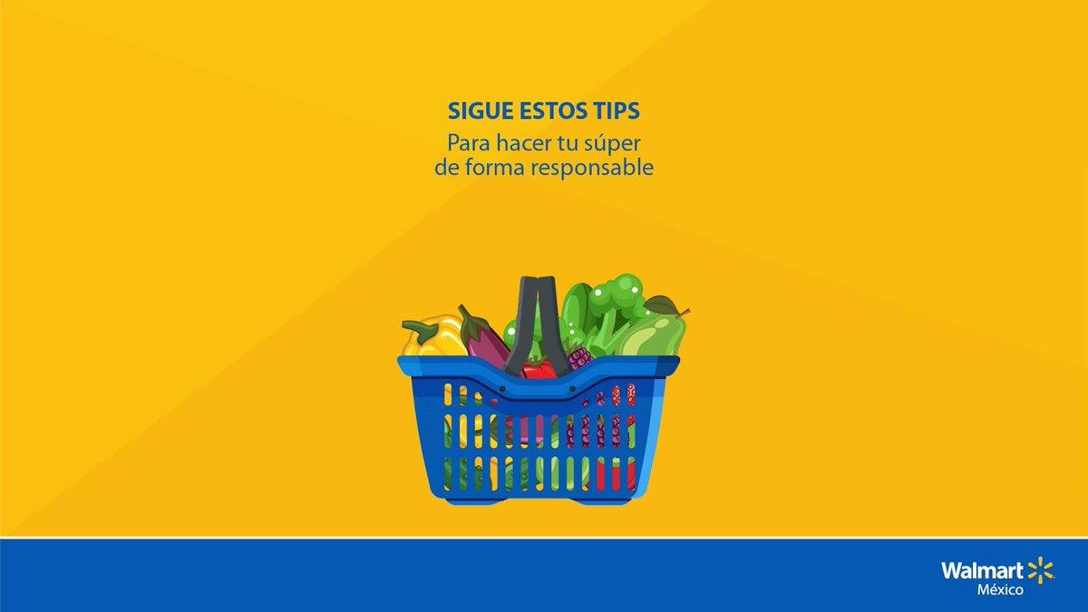 En esta temporada de prevención, consume responsablemente comprando solamente los artículos que necesitas.  🛒
