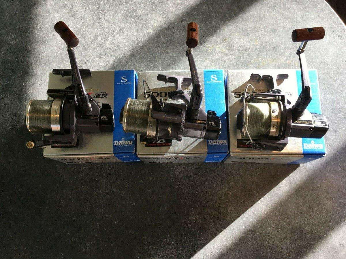 Ad - Daiwa Tournament-S 5000T Reels On eBay here -->> https://t.co/W81FlyFfwq  #carpfishing ht