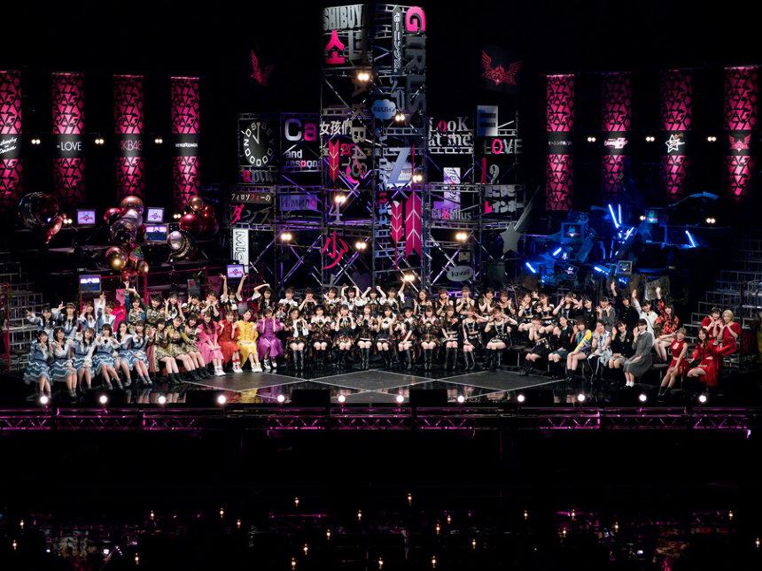 test ツイッターメディア - =LOVE、AKB48、たこやきレインボー、BEYOOOOONDS、フィロソフィーのダンス、モーニング娘。'20、ももいろクローバーZの7組が同じステージに集う。  音楽番組『RAGAZZE!』が3月28日にNHK総合、4月11日にNHK BSプレミアムで放送。 https://t.co/XQhAmlxSuG https://t.co/gi7tRhNyht