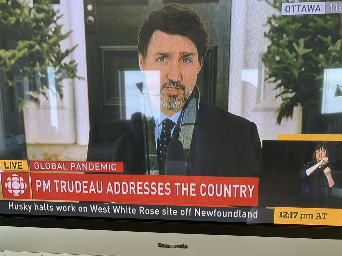 test Twitter Media - Go home and stay home says @JustinTrudeau #COVIDー19 #cdnpoli https://t.co/vz5vKSacBq
