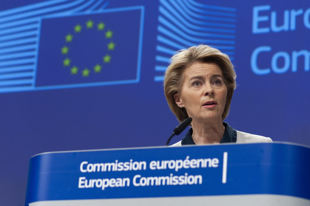 test Twitter Media - Von der Leyen pleit voor Marshallplan in post-corona-Europa https://t.co/vbbii33sfl https://t.co/bD0M4iAseq