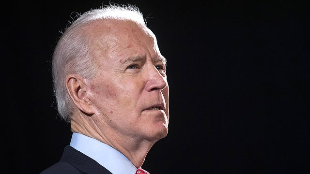 "#BREAKING: Biden says Democrats may have to hold ""virtual convention"" due to coronavirus"