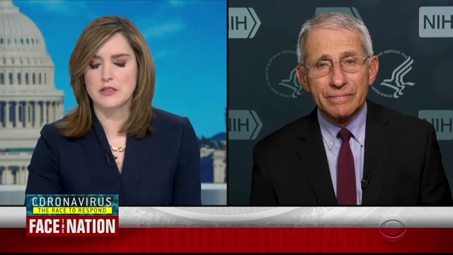 """NEWS: Head of @NIAID Dr. Anthony Fauci tells @margbrennan of the #coronavirus pandemic:  """"I will not say we have it under control, we are struggling to get it under control,"""" but notes that mitigation is showing some success in places like New York."""
