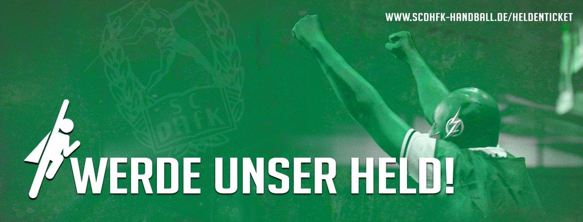 +++WERDE UNSER HELD+++ 💚✊💚 Die Handballer des SC DHfK Leipzig haben eine Unterstützer-Aktion ins Leben gerufen! Geschäftsführer Karsten Günther erklärt die Aktion in einem offenen Brief! ➡ Hier mitmachen und Held werden: https://t.co/yDCT04WPoJ https://t.co/SsEUUC12x4