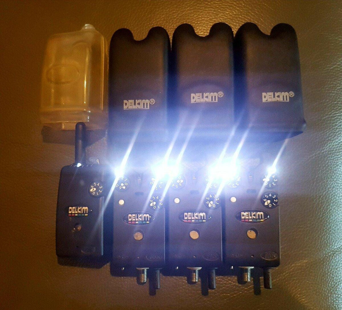 Ad - 3X Delkim TXi Alarms & receiver On eBay here -->> https://t.co/LNW6369O5o  #delkim #c