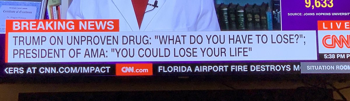 Well, there's a chyron for you.
