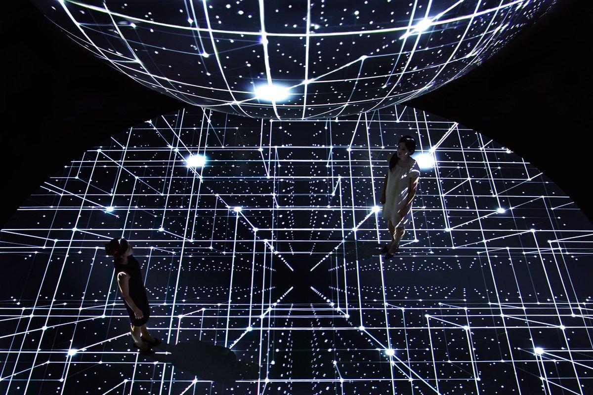 test ツイッターメディア - 【 WONDER MOMENT  】  まるで宇宙から星をみるような感覚で。水の彫刻、こもれび、花木など移りかわる球体がわたしたちの眠っている感性に語りかけてくれます✨ https://t.co/2jrJ22pLHP  #休園中の動物園水族館  #ニフレル https://t.co/CXdh4t5qlP