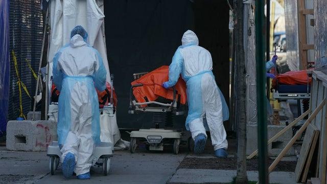 "READ: Federal watchdog warns of ""severe"" hospital shortages amid coronavirus pandemic"