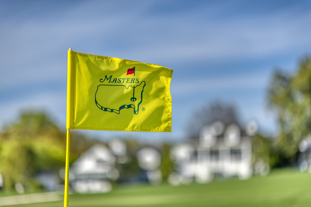 """Statement from Chairman Ridley:  """"We have identified Nov 9-15 as the intended dates to host the 2020 Masters. We hope the anticipation of staging the Tournament brings a moment of joy to the Augusta community and those who love the game.""""  Full details at"""