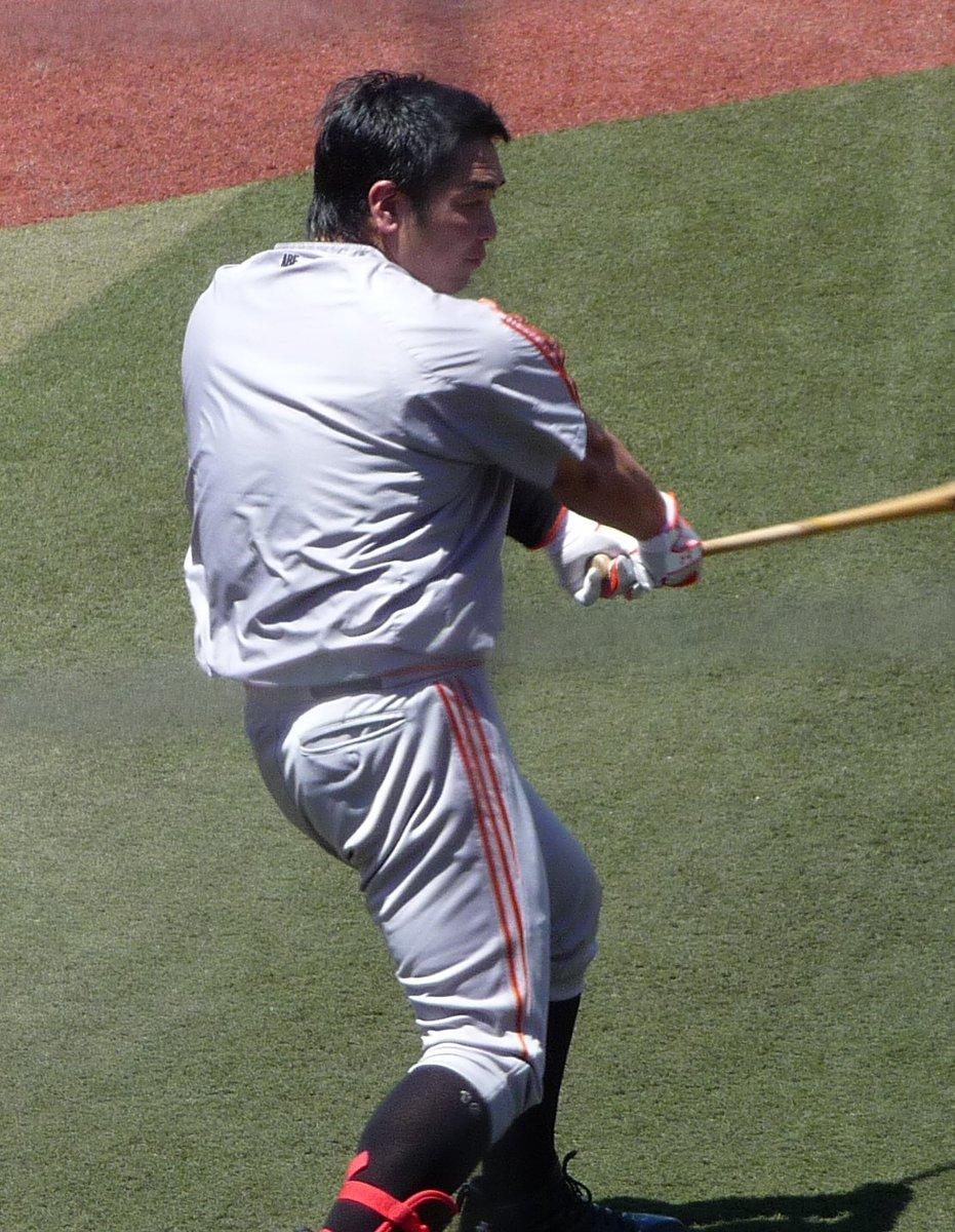test ツイッターメディア - 2010年7月17日 横浜スタジアム 阿部慎之助  あべっちも細いし若いw https://t.co/BsZQW6fjqJ