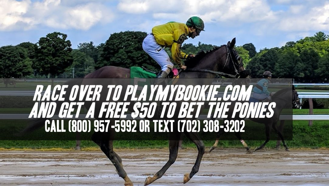 Race over to #playmybookie and get a free $50 to bet the #Ponies!!!    Call : 800-957-5992 Text : 702-308-3202  #horseracingtips #horseracingbets #horseracingbetting #horseracingtip #horseracinghongkong #horseracingtipsters #horseracing #tracks #Exacta