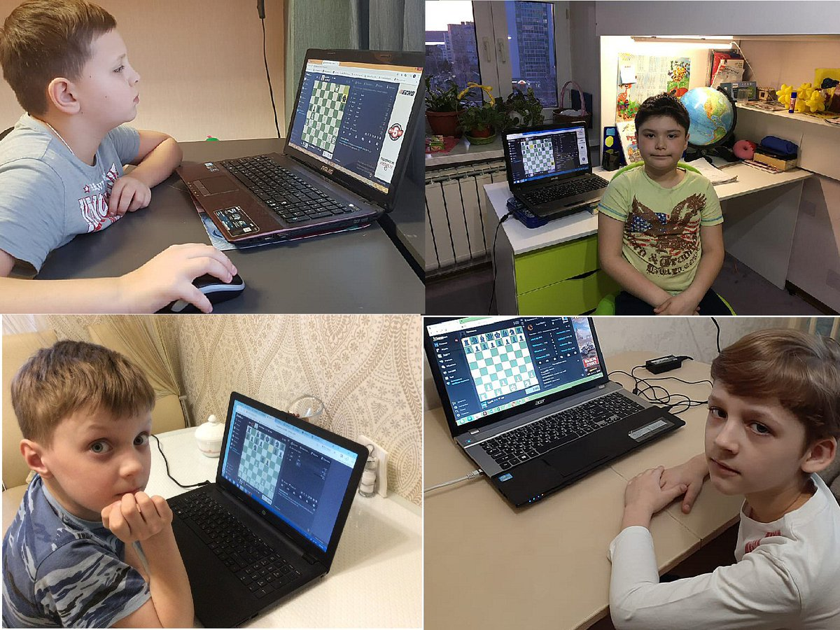 test Twitter Media - A first-ever mass online #chess competition between youth teams from Russia & Canada took place on April 5. ⠀ In a hard-fought match, the Central Chess Club of Naberezhnye Chelny prevailed over Eager Beavers Chess School of Montreal. ⠀ Results: https://t.co/9bl6l0hhCN #StayHome https://t.co/Ph84HCgpSC