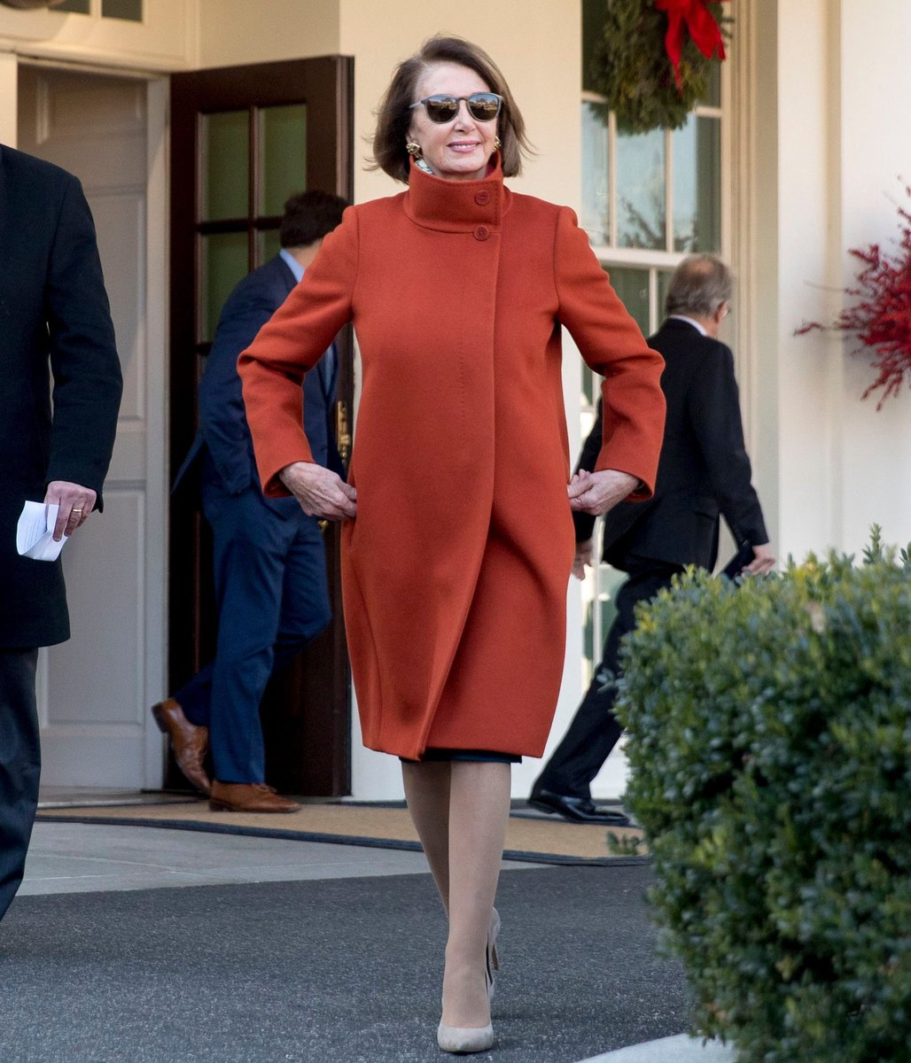 Happy 80th birthday, @SpeakerPelosi 🎂💐🌹🌼 I cannot imagine where our country would be without you🔥!!    Photo: Andrew Harnik/AP/REX/Shutterstock