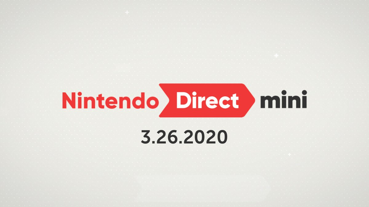 A new #NintendoDirect Mini is here! Watch now to see more than 25 minutes of news on a selection of #NintendoSwitch games coming this year.
