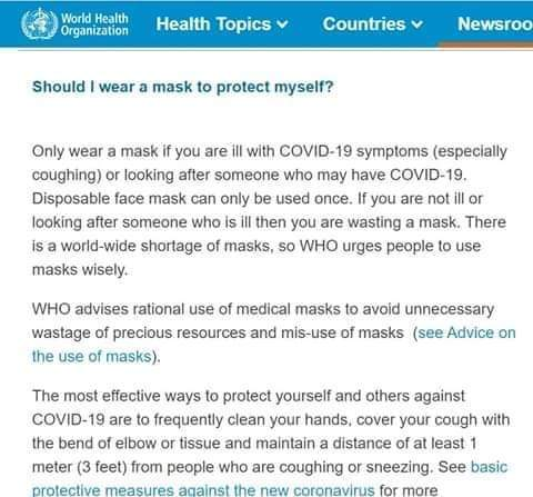 test Twitter Media - We hope everyone is staying safe out there. We'll be sharing as much official info from @WHO and the @MoHCCZim as we can. We're in this together ❤🧡💛💚💙💜  About wearing masks 👇🏽 https://t.co/HLXAQsbfoj