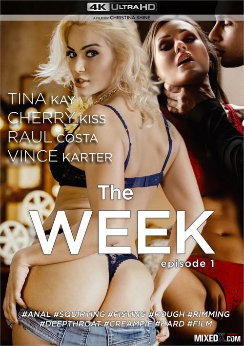 💋The Week Episode 1💋  🎥@MIXEDX_COM @ChristinaShine_  ⭐⭐️ @IVANACHERRYKISS & @Vincexxxx #TK  @RaulCostaxxx 🔗>>