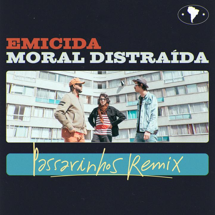 """test Twitter Media - Moral Distraída lanza remix de éxito brasileño """"Passarinhos"""" junto a Emicida 🎤. Es la 2da vez que la banda nacional trabaja con el rapero 🇨🇱🇧🇷 y en esta oportunidad lo hacen reversionando una canción con más de 50 millones de reproducciones en Youtube🎶 ->https://t.co/e2a2n2wNKD https://t.co/2mcZ13vdy2"""
