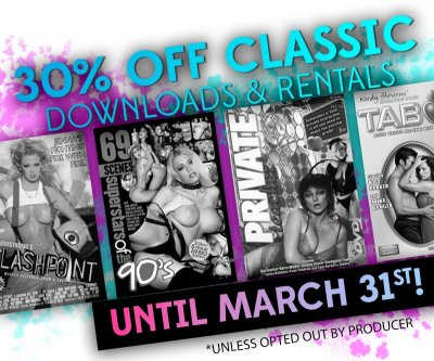 🚨Sale Alert!!🚨 Save 30% off Classic VODS  Click here to Save on your favorite Classics!! >>