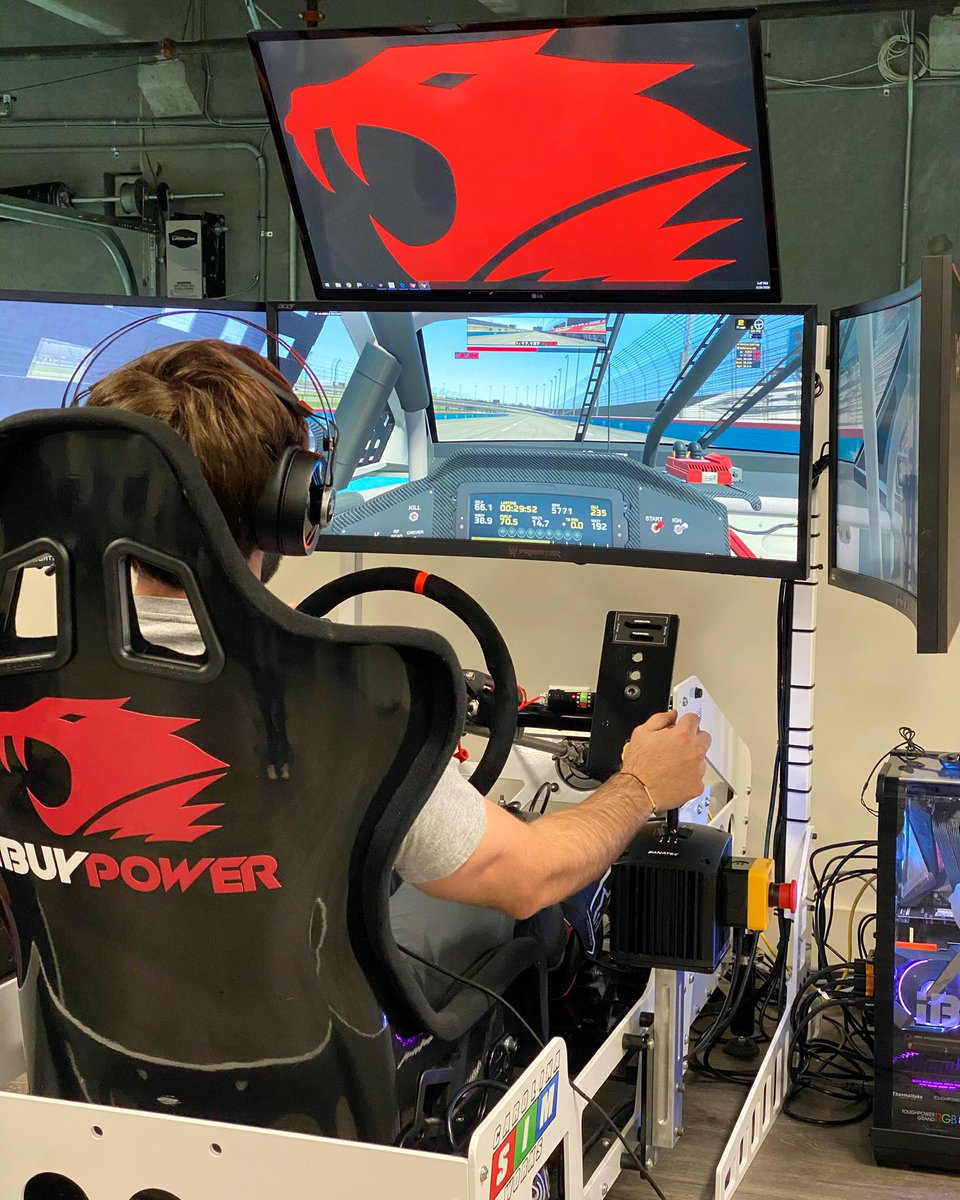 Let's get this show on the road... 🙊🎮 #iracing