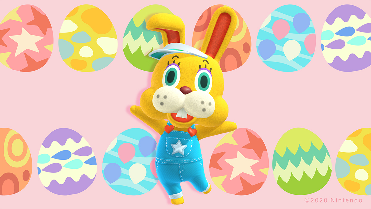 [Event Info] Hello, hello! Have you heard of Bunny Day? It falls on April 12th. That's next month! Yes, yes! I've been in talks with a certain fellow about how to celebrate this festive event on the islands. Word is, he's planning something that will begin April 1st.