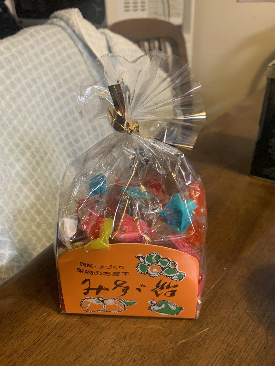 test ツイッターメディア - 怒涛のお菓子みすず飴!怒涛のお菓子みすず飴!怒涛のお菓子! https://t.co/cqd2CbUoPt
