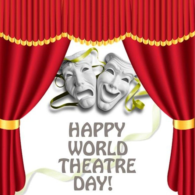 test Twitter Media - Happy World Theatre Day, everyone!  Looking forward to catching up with everyone after we've washed our hands away...  Stay safe!  #WorldTheatreDay2020 https://t.co/gyeIOcMKh8