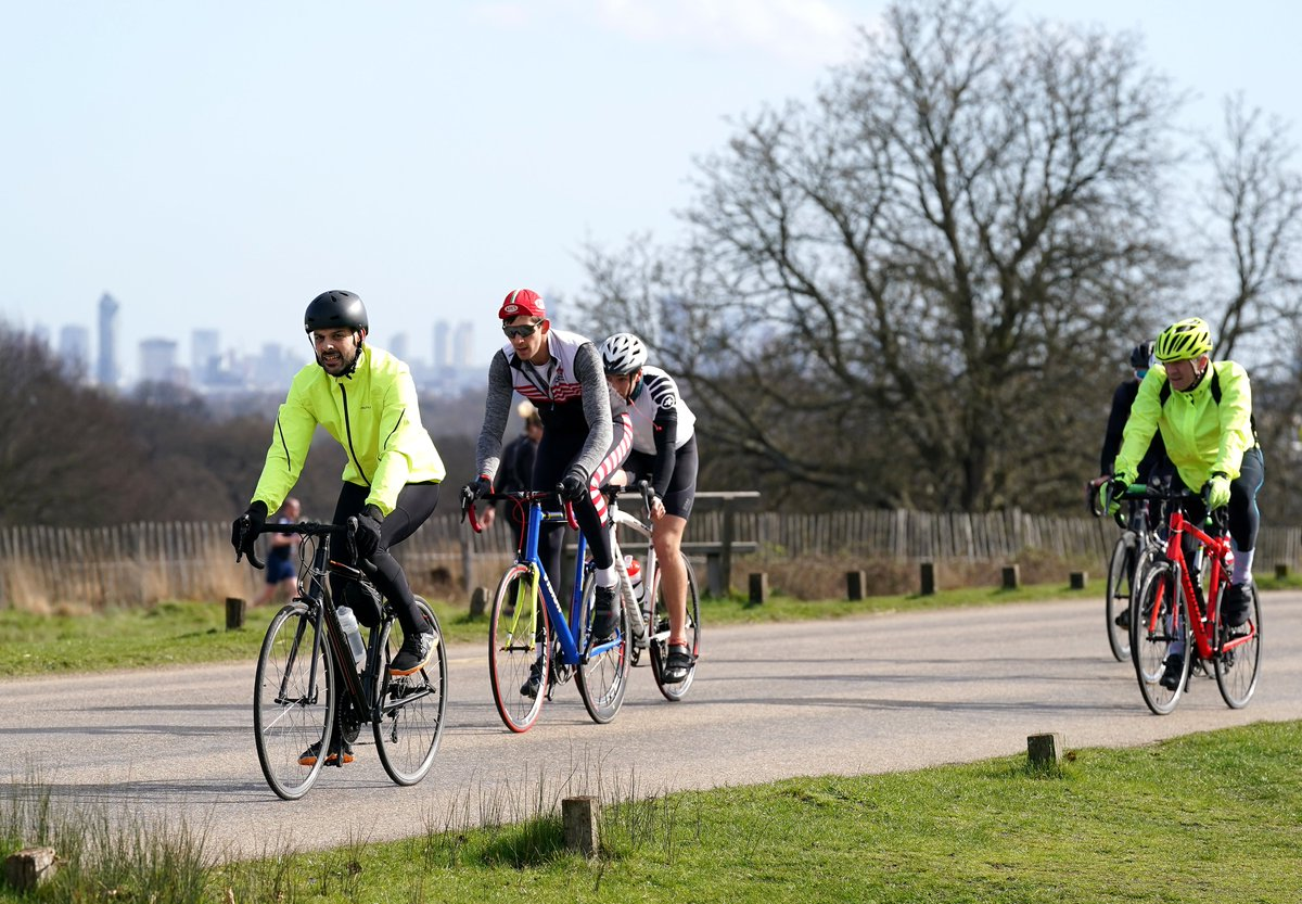 test Twitter Media - Cycling will be suspended in Richmond Park until further notice due to the volume of cyclists and the failure to observe social distancing rules.  @TheRoyalParks https://t.co/eEvbKo9h2c https://t.co/i7WJmFHNf5