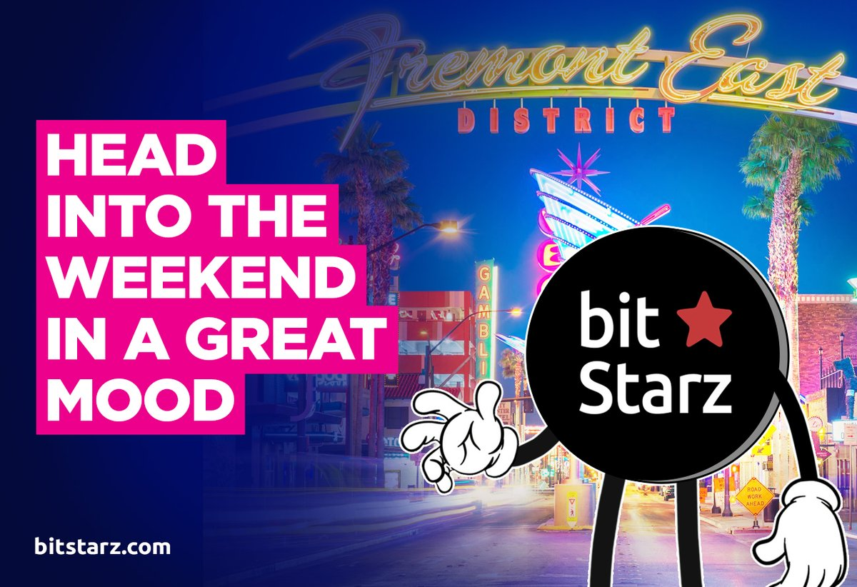 Set Yourself up for a Great Weekend With These @gameartslots Slots.   #BitStarz #OnlineSlots #SlotGames #OnlineCasino #BitcoinCasino #CasinoGames