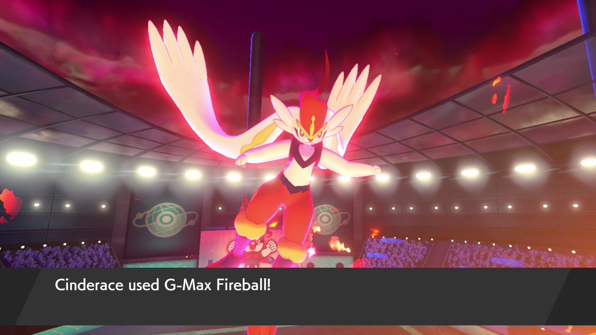 As a reward for your adventure in #PokemonSwordShieldEX The Isle of Armor, the evolved form of your original partner Pokémon will gain a Gigantamax form! Their new form moves are stronger than Dynamax moves, and when used, your opponent's abilities have no effect when attacking!