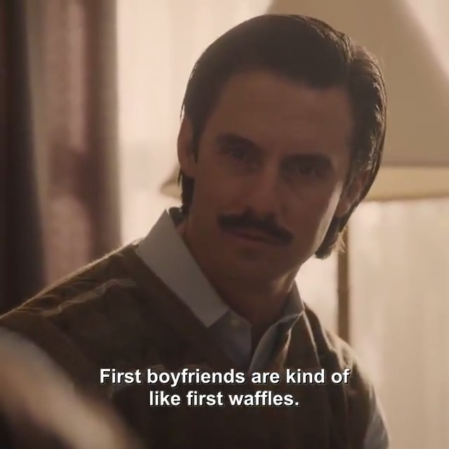 A little nugget of wisdom from Jack Pearson. 💛 #ThisIsUs https://t.co/zgDMtIigF5