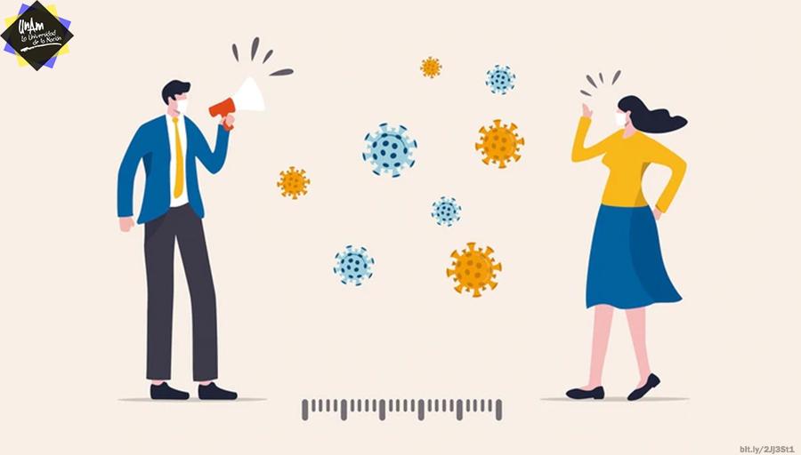 #BoletínUNAM Es erróneo decir que no realizar pruebas aumenta la transmisión de #coronavirus. El distanciamiento físico es la medida más efectiva e importante para modificar la curva de crecimiento de la #COVID19: #ExpertoUNAM >